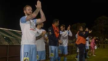 Sky Blues reach Westfield FFA Cup Final
