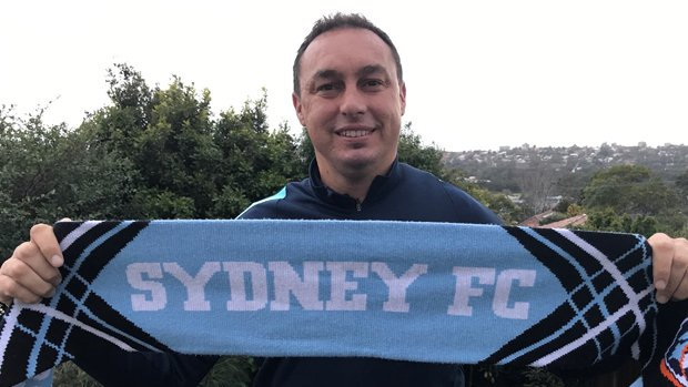New Sydney FC Westfield W-League Coach Ante Juric