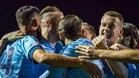 GALLERY: Sky Blues Progress To Semi-Finals