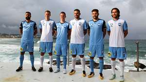 Kit gallery: Sydney FC launch new strips