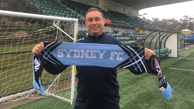 New Sydney FC W-League Coach Ante Juric