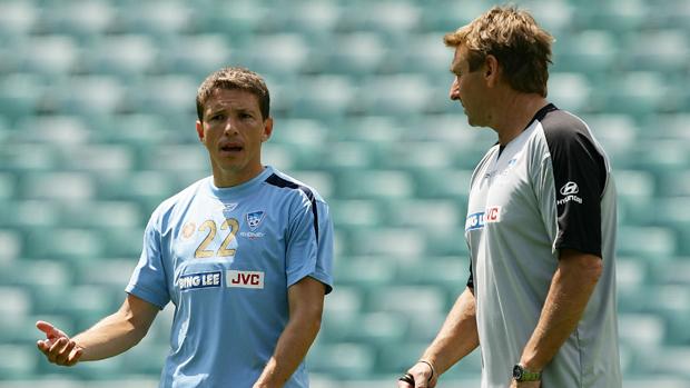 John Kosmina As Sydney FC Coach