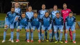 GALLERY: Sydney FC Defeat Earlwood Wanderers 9-0