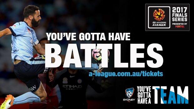 Important Grand Final Ticketing Information - Sydney FC