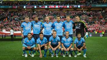 GALLERY: Sky Blues Take On EPL Giants