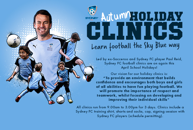 Autumn Clinics