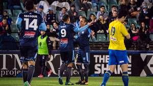 GALLERY: Sky Blues Progress To Quarter Finals