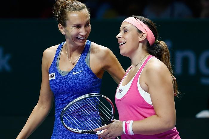 Bartoli Wins WTA Legends Event