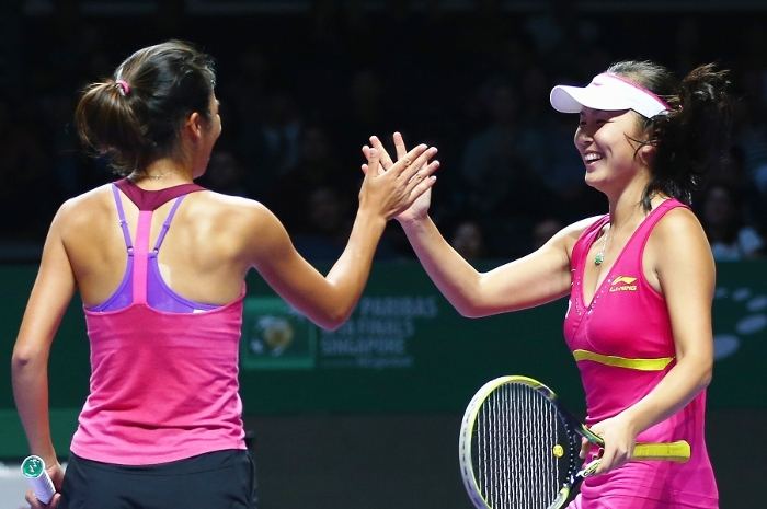 Swan Song Final for Su-Wei & Shuai