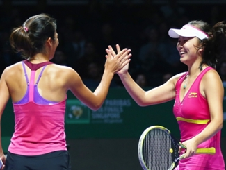 Swan Song Final For Hsieh & Peng