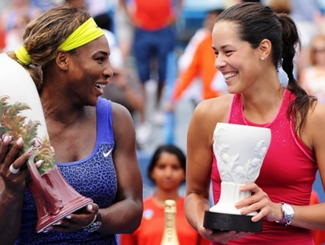 Serena Faces Ivanovic On Opening Night