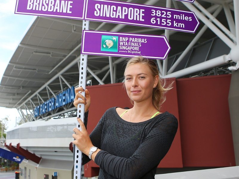 2015 Road To Singapore Underway