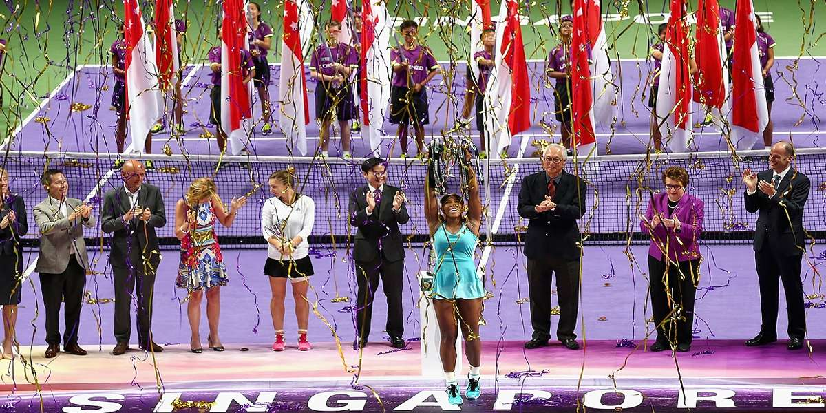 WTA Finals Leads 2014 Fan Viewership