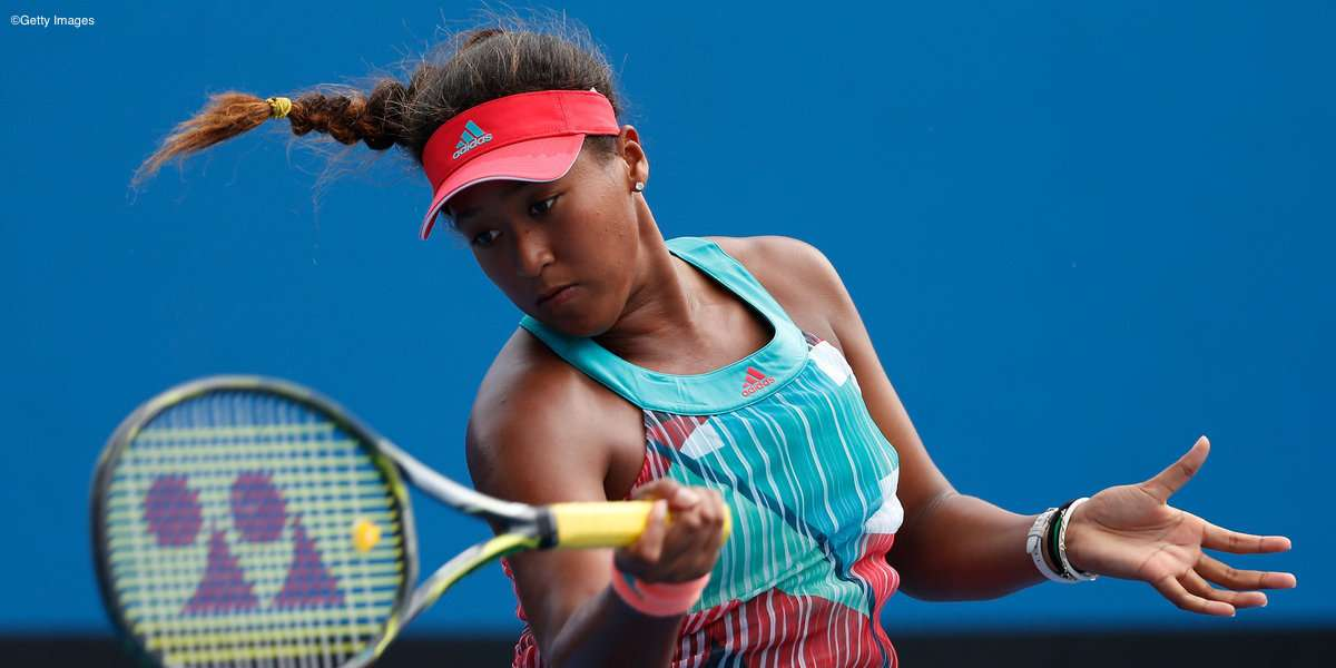 Naomi Osaka Goes International