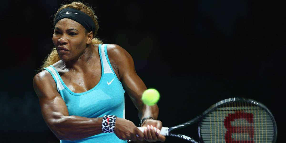 Williams Denies Wozniacki In Thriller