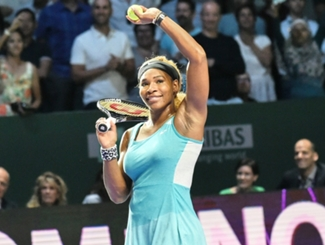 How Serena's Coach Saved Her