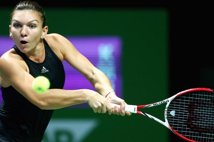 Serena vs. Simona Wednesday