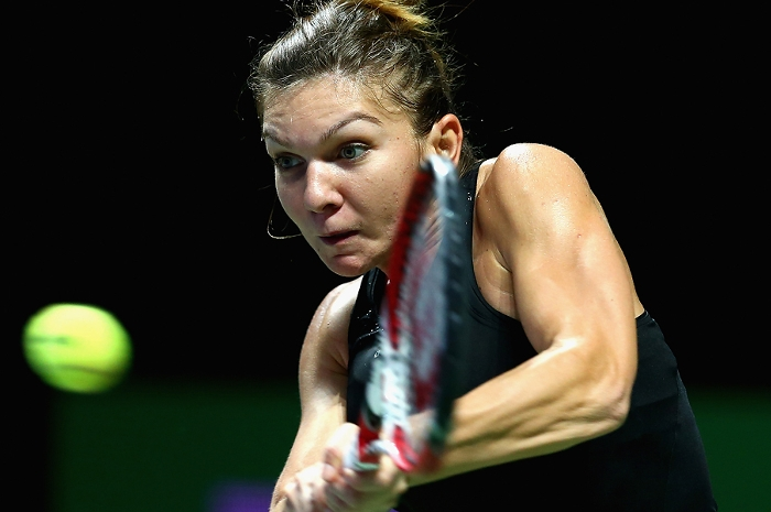 Halep: First Romanian To Beat A No.1