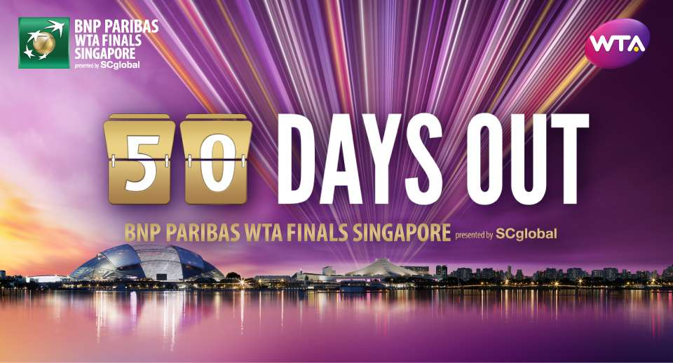 WTA Finals: 50 Days Out!