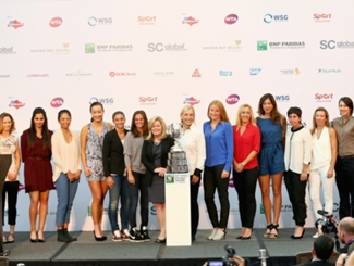Doubles Draw & Trophy Revealed