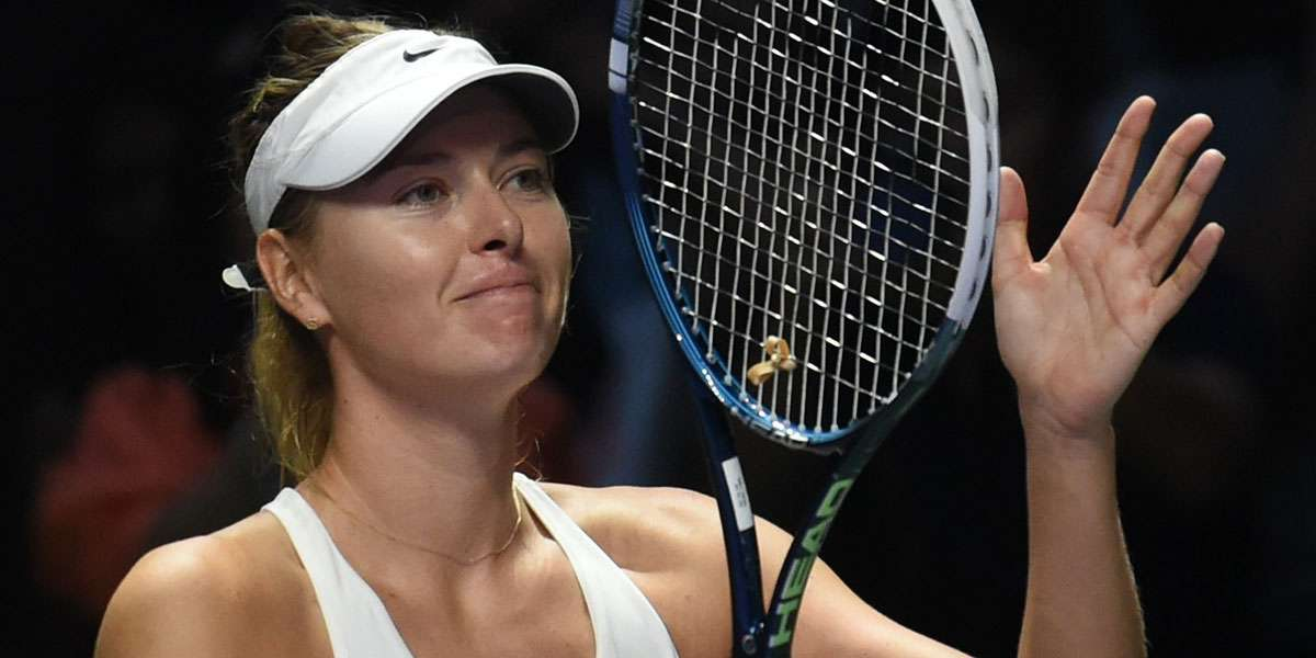 Sharapova Heroics In Vain