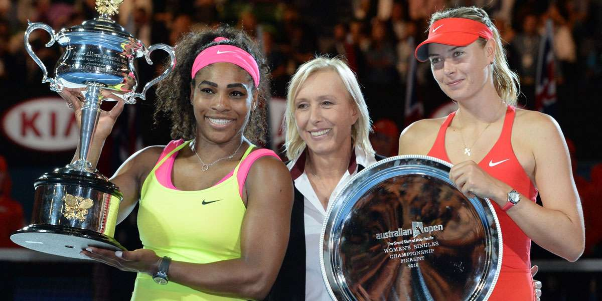 Serena Tops First Road to Singapore Leaderboard