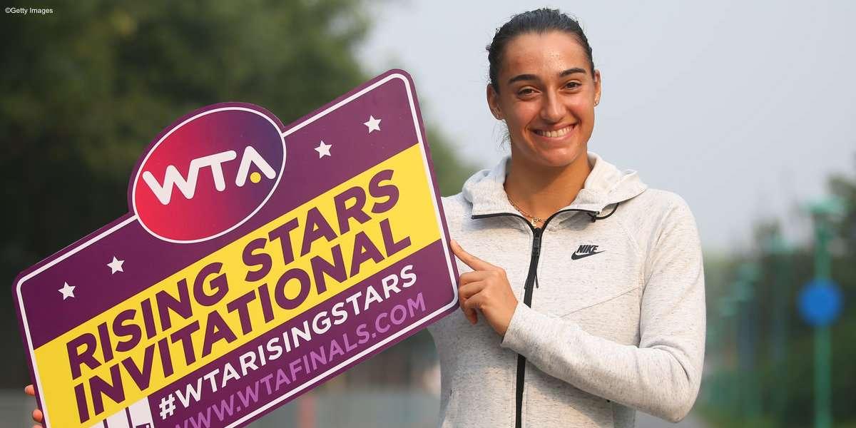 WTA Rising Stars Send Thanks