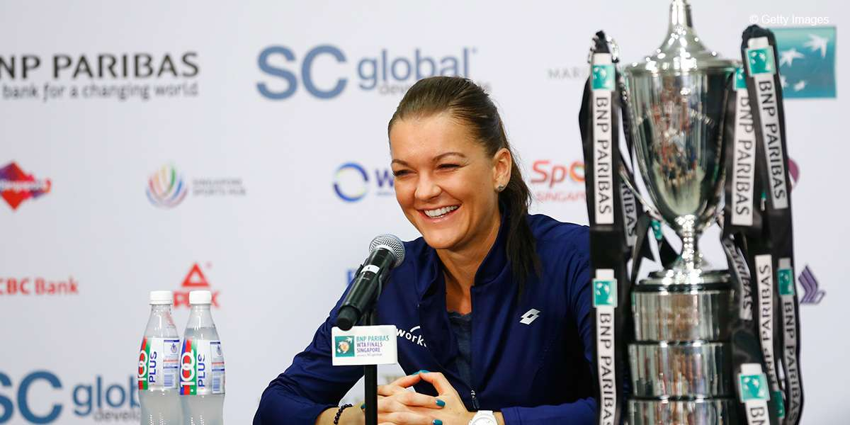 Radwanska On 2016 Road To Singapore
