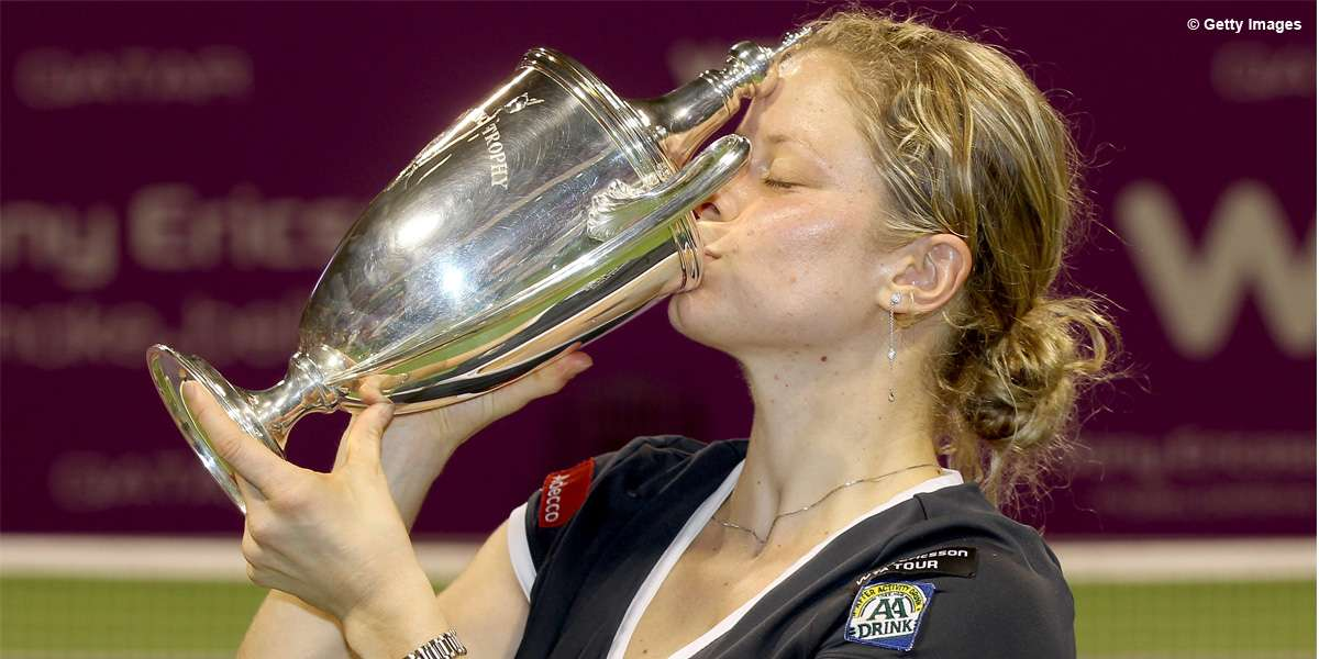 Wednesday Rewind: Kim Clijsters