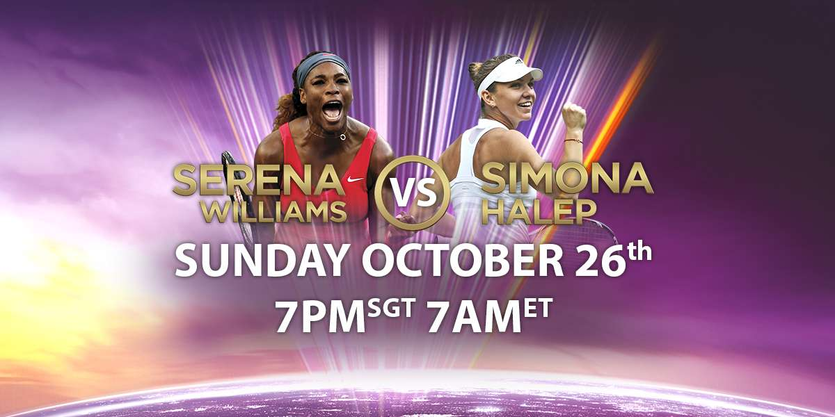 10 Things To Know: Serena Vs Halep