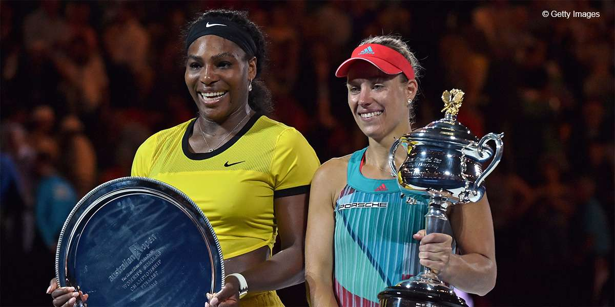 Kerber Tops First RTS Leaderboard Of 2016