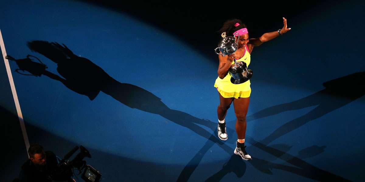 Serena Underlines Brilliance In Dramatic Finale