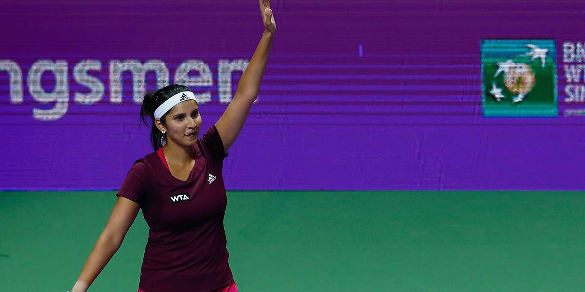 Sania Mirza's new path to Singapore