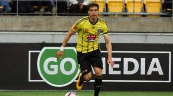 Wellington Phoenix squad to face Newcastle Jets