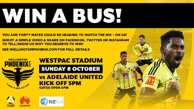 Join the celebrations as we start our second decade - come watch the Nix, on us!