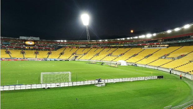 Westpac Stadium is set to undergo a technology overhaul and introduce WiFi throughout the venue.