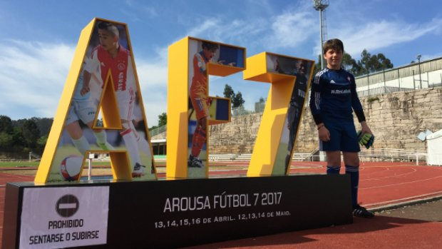 Boys from the Wellington Phoenix Soccer School are set for Portugal for the world's biggest U12s tournament.