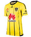 Wellington Phoenix Adult Home Jersey 16/17