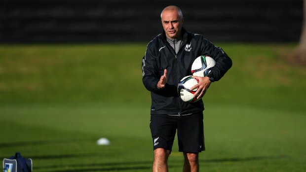 New Zealand U-20s coach Darren Bazeley has named his final squad for the FIFA U-20 World Cup later this month.