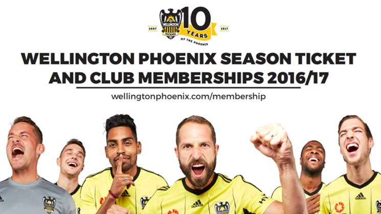 Season Ticket Header