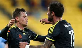 Wellington Phoenix squad to face Brisbane Roar