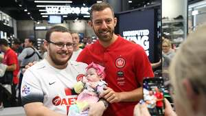 Gallery: Wanderers at JD Sports Miranda
