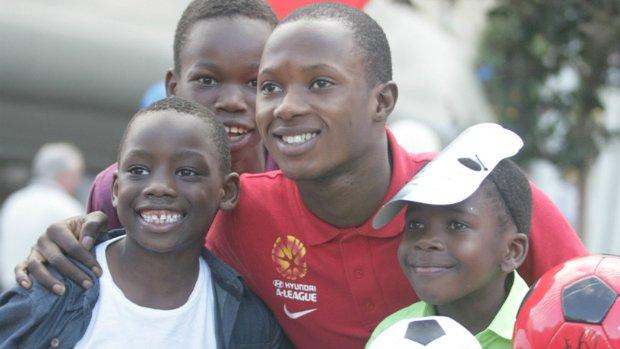 Alusine Fofanah Africa Day