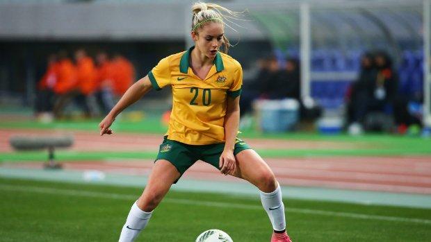 Ellie Carpenter Matildas