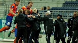 28. serierunde 2016: Viking - AaFK 2-3