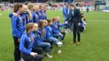 Herd Jenter medaljevinner Norway Cup 2015