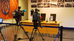 Artikkelbilde pressekonferanse CLS