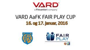 Fair Play Cup 2016