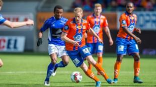 AaFK - IK Start , 16.05.2016 , 16 Mai 2016 , Tippeligaen