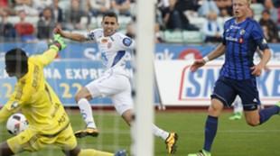 22. serierunde: Stabæk - AaFK 3-0